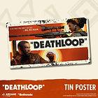 Deathloop - Poster en métal (Bonus de précommande)