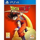 Jeu Dragon Ball Z Kakarot sur PS4