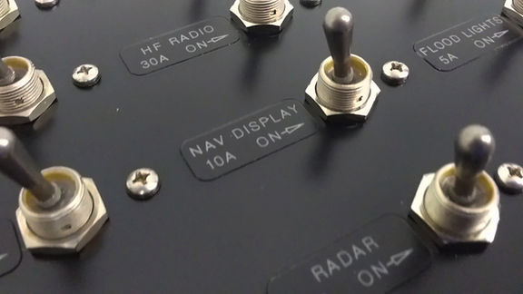 Custom Switching Panels