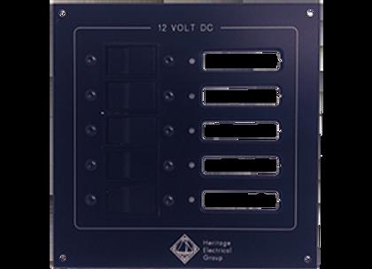 5 Slot Electrical Panel