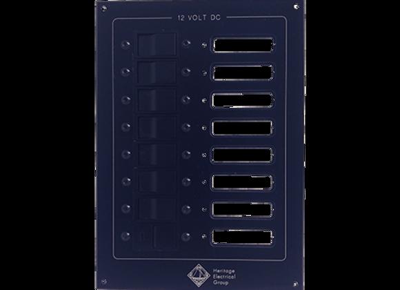 8 Slot Electrical Panel