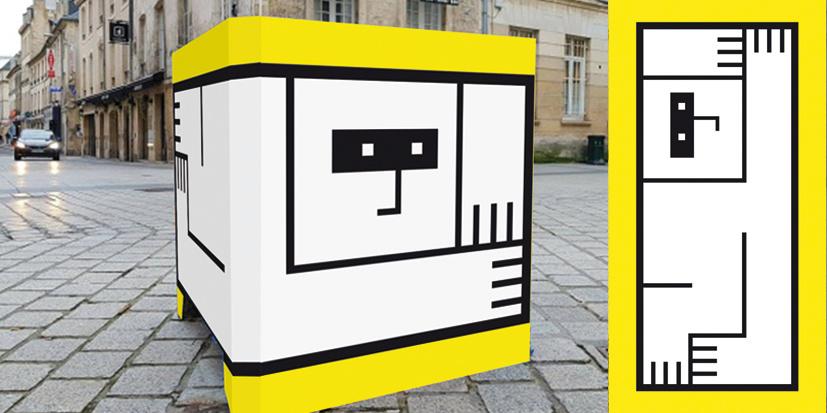 Street Art à Caen
