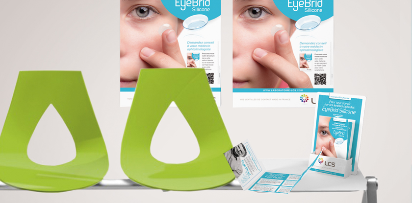 Lentilles EyeBrid Silicone