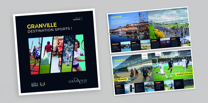Granville, destination sports