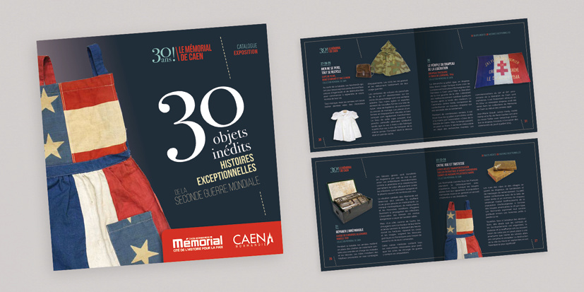 30 ans du Mémorial de Caen