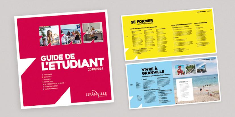 Guide de l'étudiant à Granville