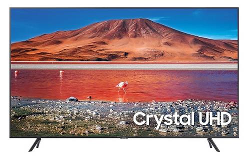 טלוויזיה Samsung UE55TU7100 4K 55 אינטש סמסונג התקנה חינם