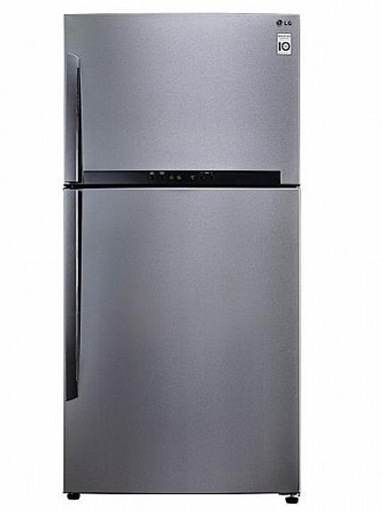 מקרר מקפיא עליון LG GR-M6781S 515 ליטר