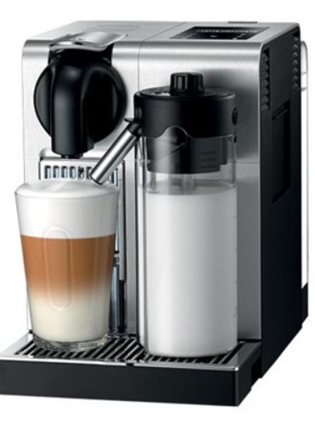 מכונת אספרסו Nespresso Lattissima Pro F456 נספרסו