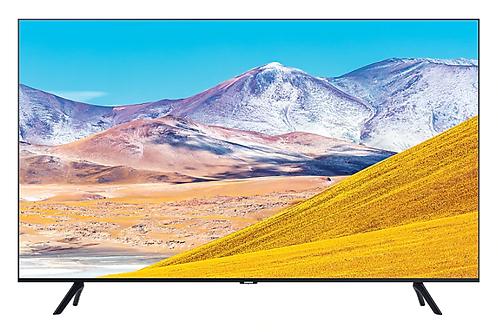 טלוויזיה Samsung UE65TU8000  4K 65 אינטש סמסונג התקנה חינם