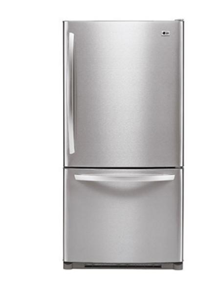 מקרר מקפיא תחתון LG GM651RSC 556 ליטר