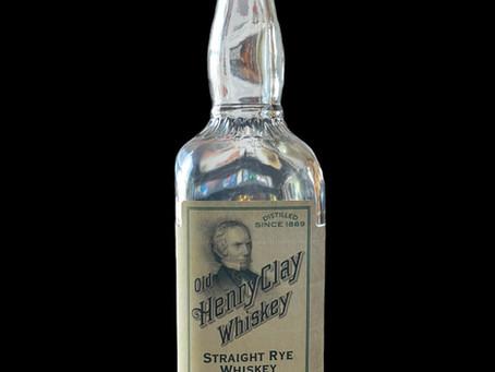 Old Henry Clay Rye Whiskey