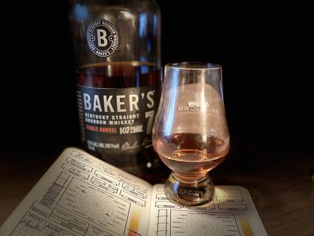 Bakers Single Barrel 107 Proof