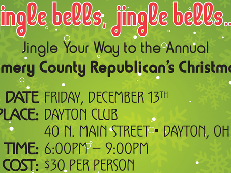 2019 Republican Christmas Party - December 13th