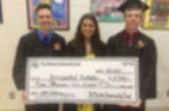 Minster Community Fund Minster Scholarship Fund