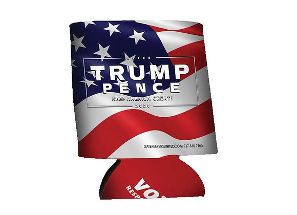 Can Cooler - Trump Pence