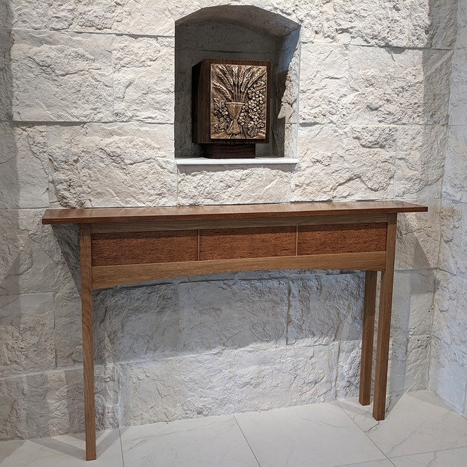 Tabernacle Table