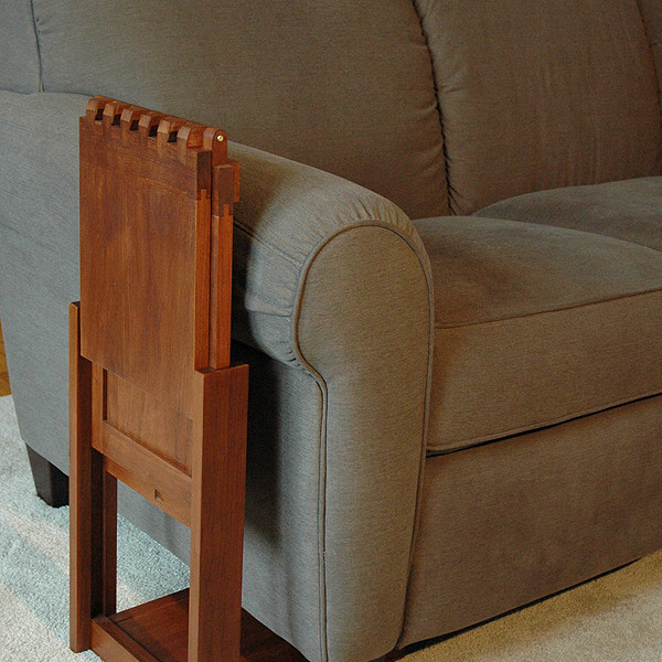 Retractable Sofa Tray