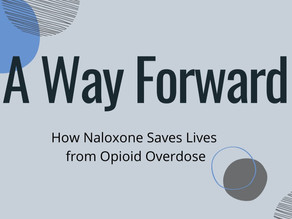 New Report on How Naloxone Saves Lives
