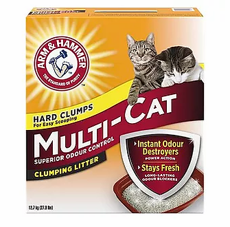 Arm and hammer multi cat litter.webp