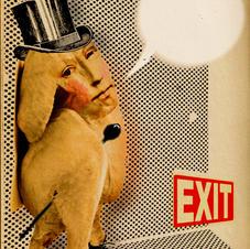 chicken exit