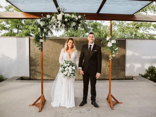 Surprise Wedding For Kim & Joey