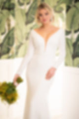 Essense of Australia D2972 at Fairytales Bridal Boutique