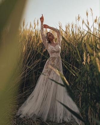 Freya All Who Wander, Boho Wedding Dress Melbourne Fairytales Bridal Boutique