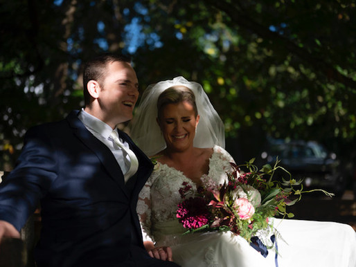 Victoria & Ricky's Gippsland Wedding