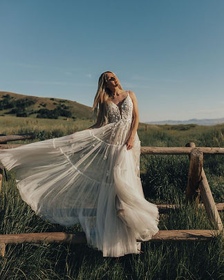 Emme All Who Wander, Boho Wedding Dresses Melbourne, Fairytales Bridal Boutique