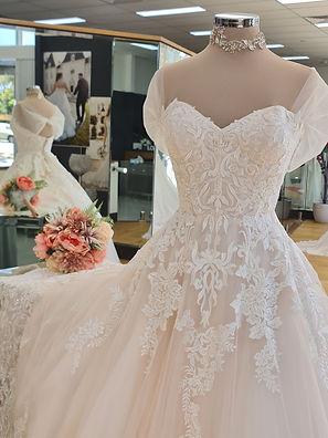 Fairytales Bridal Boutique, Melbourne's wedding dress store.