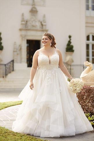 Plus Size Wedding Dresses, Fairytales Bridal Boutique Melbourne