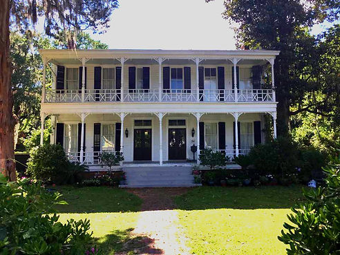 Bluffton Jack's Old Town Tours Heyward House