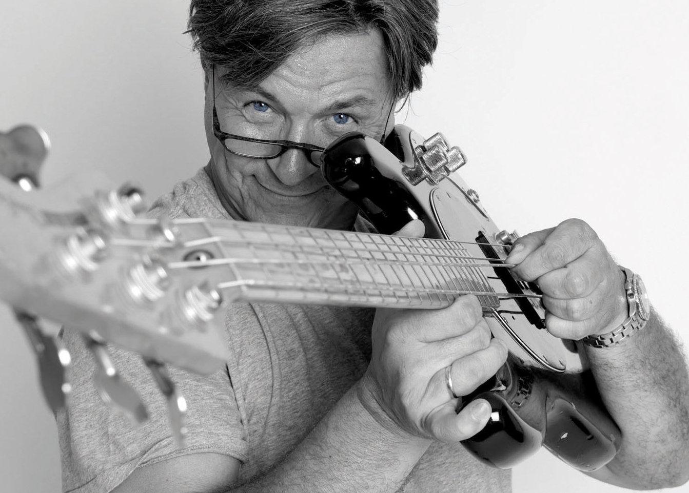 Gitarrist HaPe Ernst