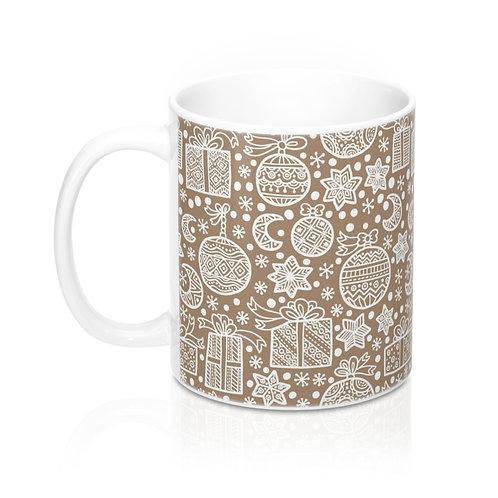 Basic Christmas Mug 1 (#93)