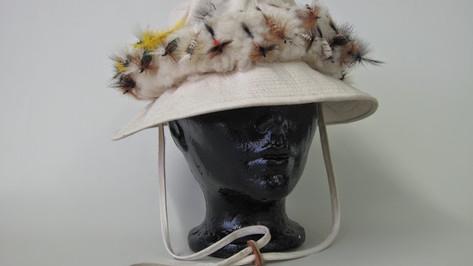 Chapeau de pêche