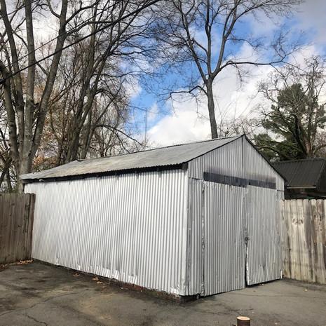 Original Abba House Garage