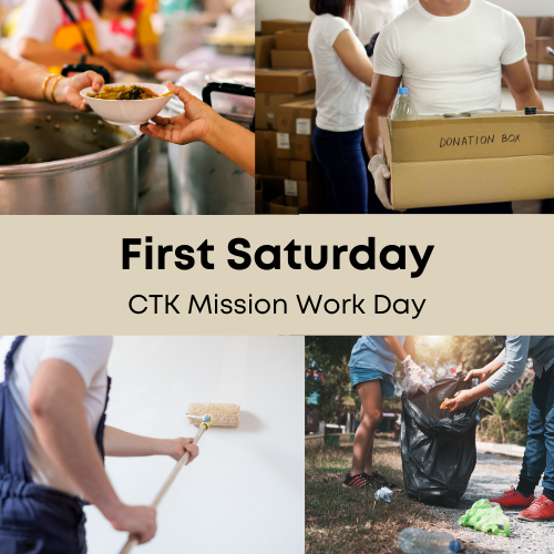 Our next date is Saturday, Feb 6th Learn More and Volunteer