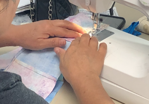 St. Theresa Sewing Mission: CTK Mission