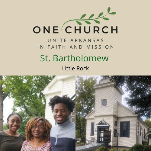 One Church Updates and Volunteer Opportunites