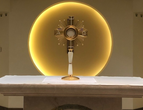 Mission Adoration Hour Coordinator: CTK Mission