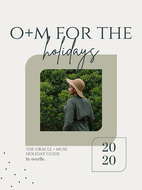 our holiday guide