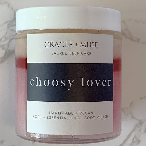 Choosy Lover Body Polish Scrub