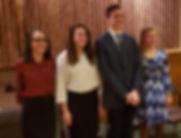 Suffolk County Oratorical Contestants Cr