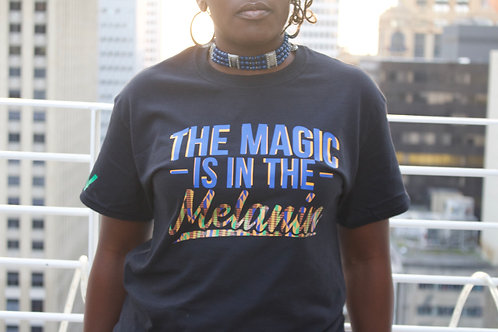 THE MAGIC (Melanin)