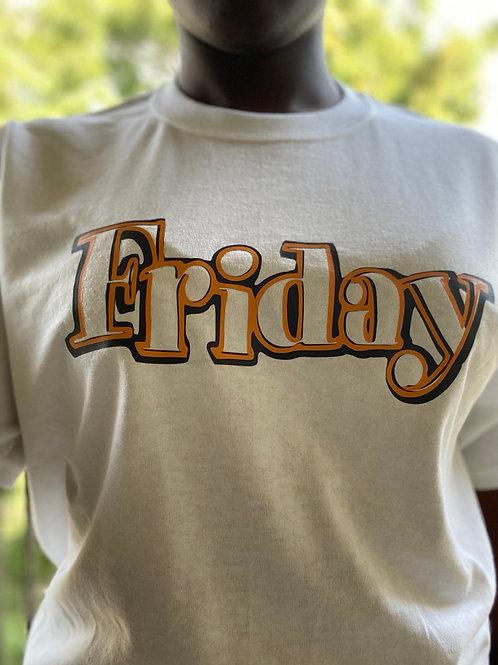 Friday *white