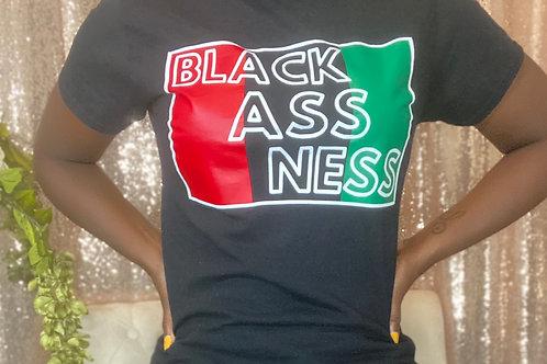 Black Ass Ness (black)