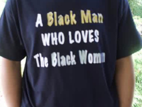 Love from a Black man