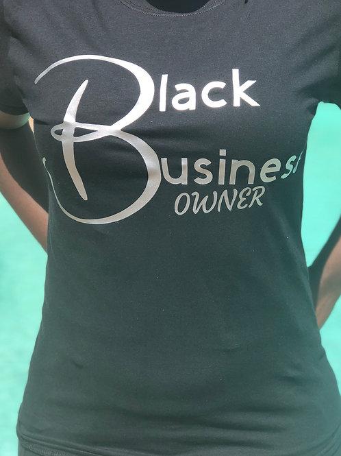Black Business Owner
