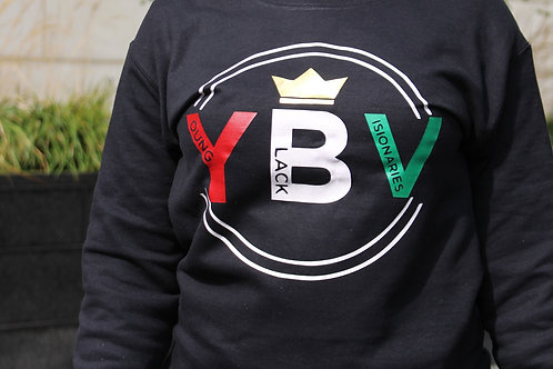 YBV (for the culture) sweatshirt